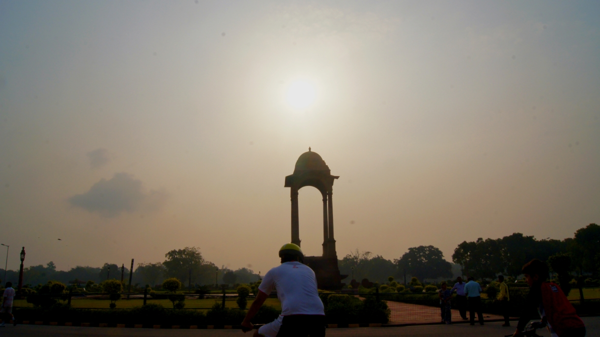 Lure of India Gate